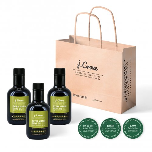 """""""From the Olive Grove"""" EVOO Tasting Box"""